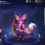 Item Nana Support Mobile Legends