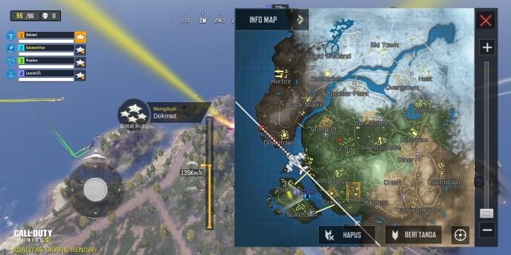 Pandai Memilih Lokasi Looting Terbaik Pada Peta