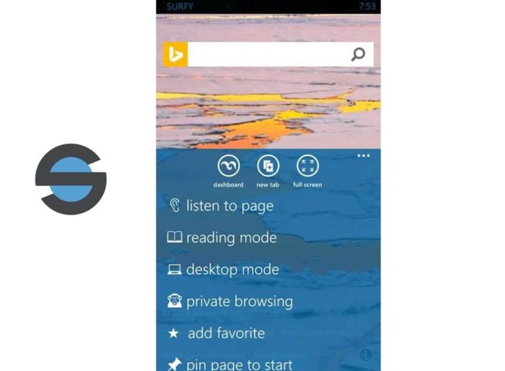 Surfy Browser
