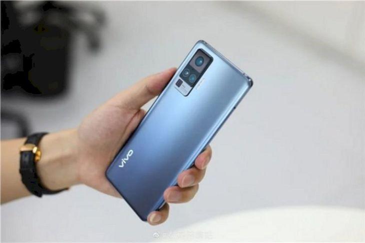 Spesifikasi Vivo X50 Series