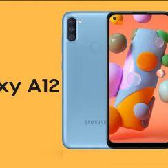Bocoran Samsung Galaxy A12