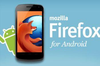 Pembaruan Firefox di Android