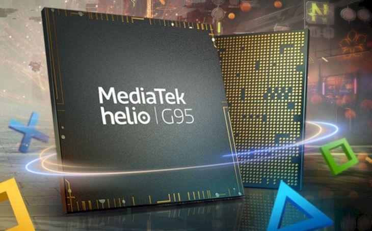 MediaTek Rilis Chipset Baru Helio G95