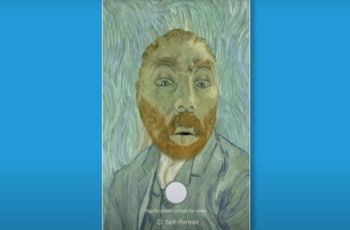 Mengubah Foto Menjadi Lukisan Van Gogh