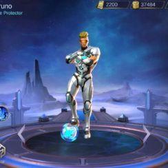 Bruno Mobile Legends