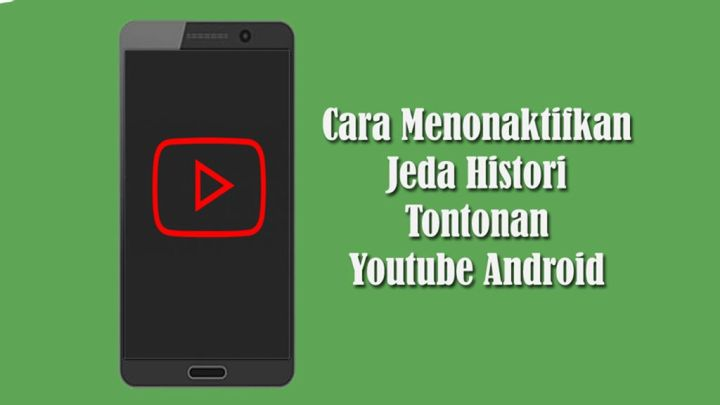 Histori Tontonan Youtube