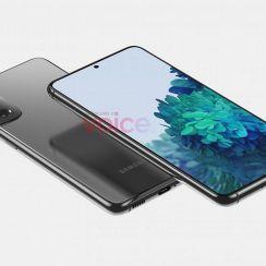 Render dan Gambar Samsung Galaxy S21 5G Bocor
