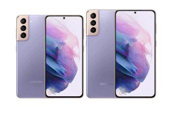 Samsung Galaxy S21 & Samsung Galaxy S21