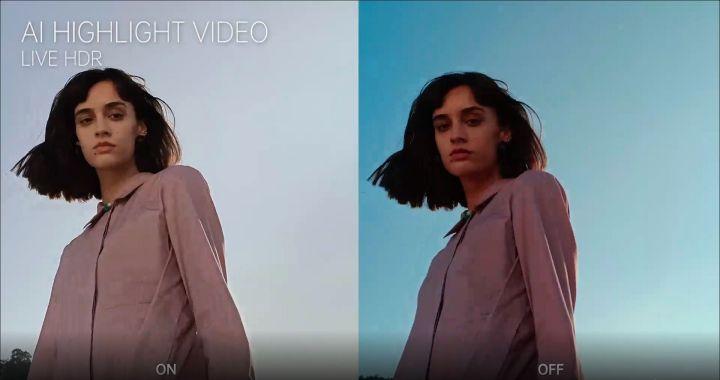 AI Higlight Video Live HDR