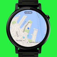 Cara Menggunakan Google Maps Pada WearOS
