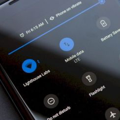 Mengaktifkan Mode Gelap Pada Android