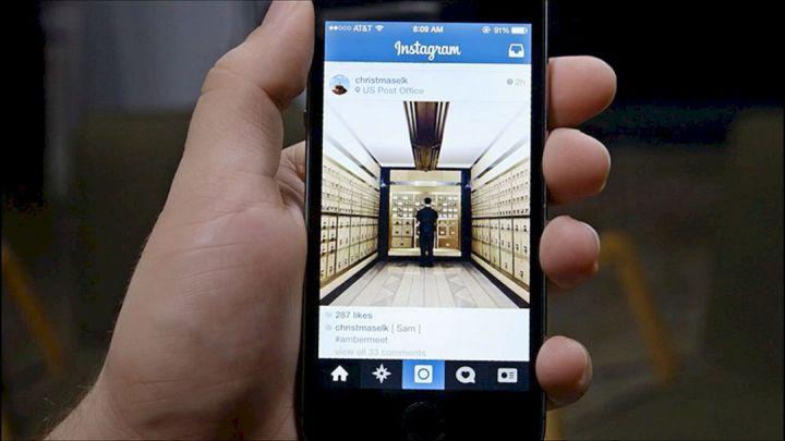 Menghilangkan Foto dari Timeline Instagram