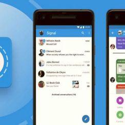 Cara Backup Chat Otomatis Pada Aplikasi Signal