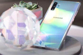 Cara Mengambil Screeshot Pada Samsung Galaxy Note 10