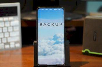 Cara Mudah Melakukan Backup Ponsel Android ke Cloud