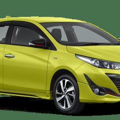 Harga New Yaris Trd 2018 Toyota Sportivo Manual 2012 5 Fakta Pantas Facelift Bermula Rp275 Tempahan Vios Kini Dibuka Rm74 980