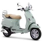 MOTO: Vespa LXV 150 3V