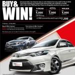 Promosi Jualan Toyota