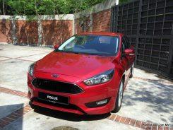 Ford Focus Baharu 2016