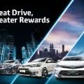 Promosi Jualan Toyota Kembali