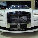Rolls Royce Ghost KoChaMongKol