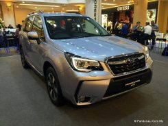 Subaru Forester Facelift