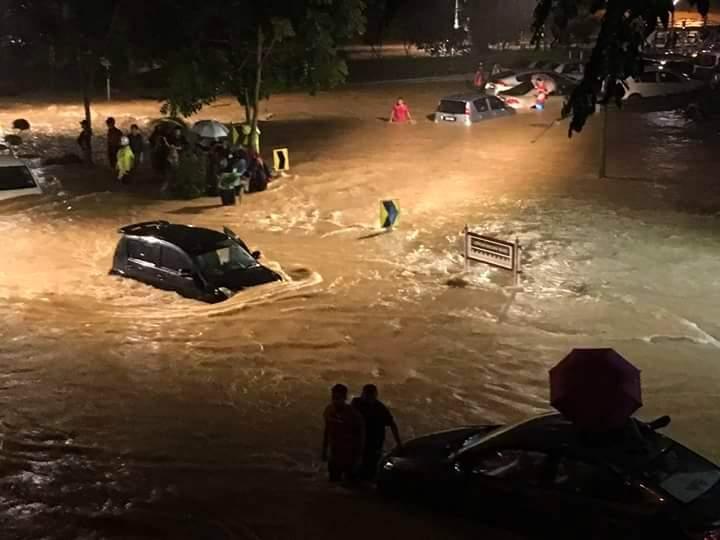 Banjir di KL
