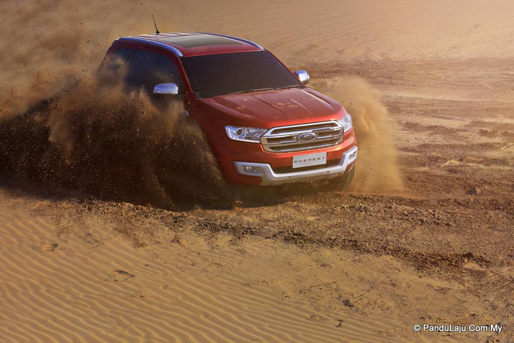 Ford Everest Baharu_Pandulajudotcomdotmy (10)