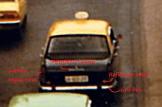 Gambar Peugeot 404 selepas zum secara dekat.