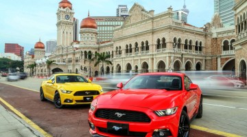 Ford Mustang Malaysia