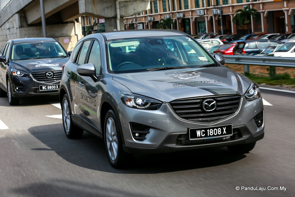 Mazda Diesel Media Drive_Pandulajudotcomdotmy (18)