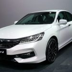 Honda Accord facelift