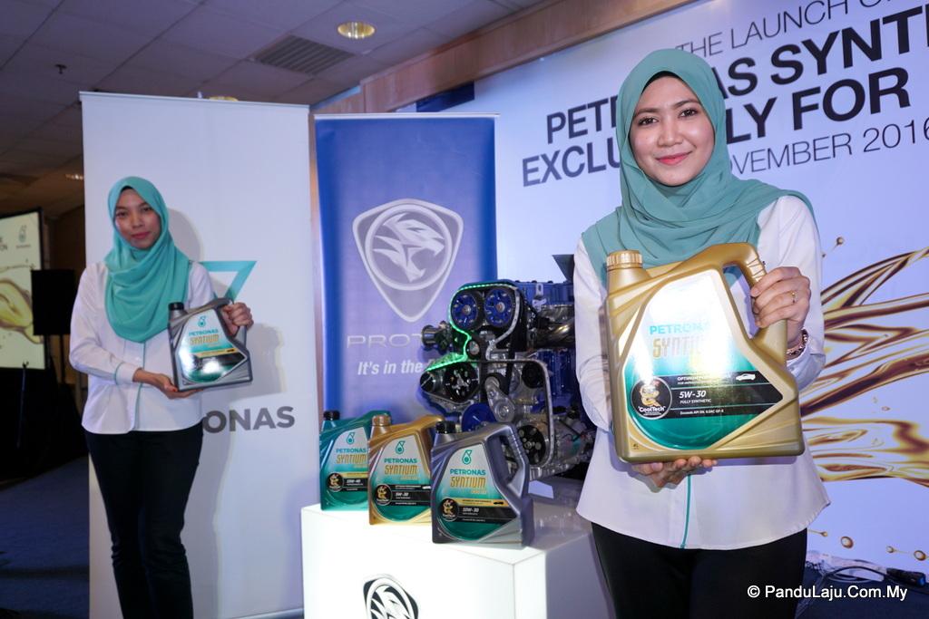 Petronas Syntium SE