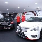 Nissan Teana NISMO Performance Package