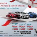 Promosi Akhir Tahun Proton Kembali – Beri Diskaun Hingga RM8,000 Termasuk 2 Tahun Servis Percuma