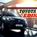 Toyota C-HR Spesifikasi UK, Enjin Turbo dan Hibrid Jadi Sandaran