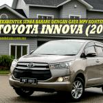 10 Perkara Tentang Toyota Innova (2016) + 109 Foto Menarik