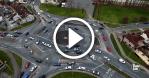 Magic Roundabout - Bulatan dalam Bulatan di Swindon Ini Nampak Rumit Tetapi Efisien!