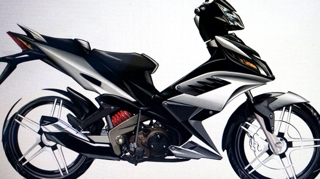 moped 150 modenas