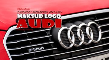 #RetroAuto: Apakah Maksud di Sebalik Simbol Empat Gelang Logo Audi?