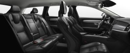 Volvo V90 Comfort Seat - Charcoal