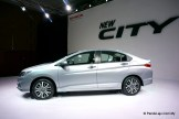 honda city facelift 2017