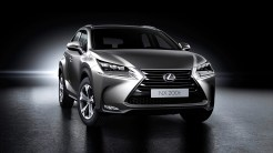 Lexus NX200t Special Edition and 200t 2017.11