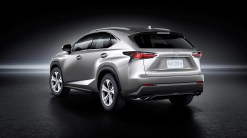 Lexus NX200t Special Edition and 200t 2017.12
