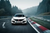 Honda Civic Type R Catat Rekod Baharu 2017.04