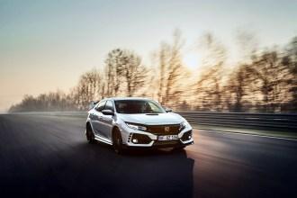 Honda Civic Type R Catat Rekod Baharu 2017.09