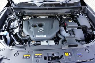 pandu uji Mazda CX-9 Malaysia