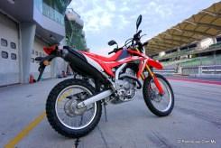 Honda CRF 250L Malaysia