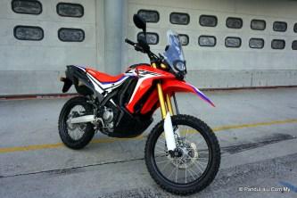 Honda CRF 250L Rally Malaysia