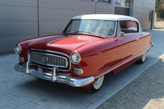Nash Ambassador (1954)